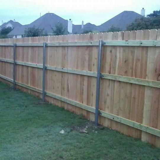 Wooden Fence Installation Dallas Fort Worth Dfw Fence