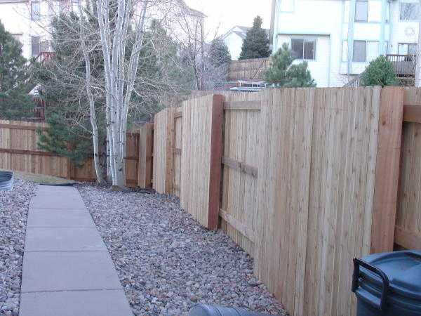Good Neighbors Fence How To Make Fence