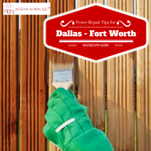 dfw fence repair