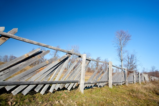 Don T Wait To Repair Your Wooden Fence As Good As New Llc
